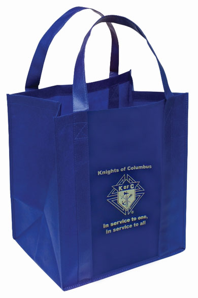No. 2138 - KofC Tote Bag