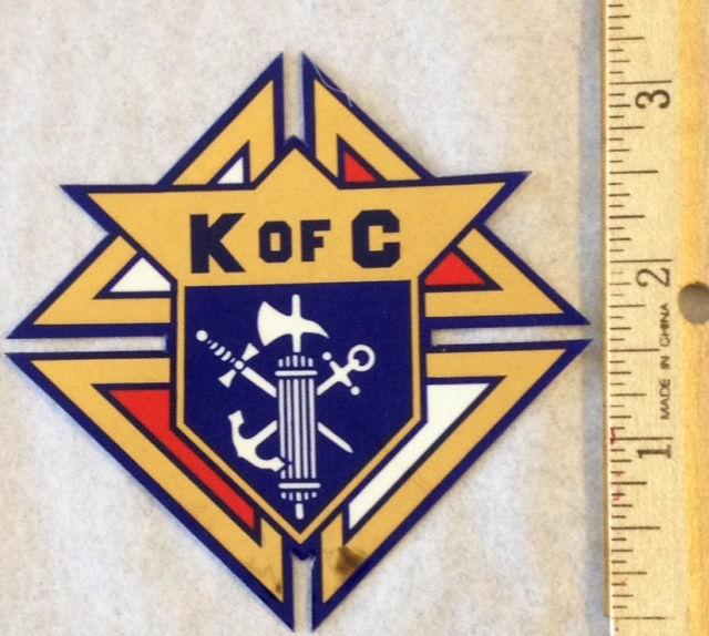 Emblem of the Order Decal