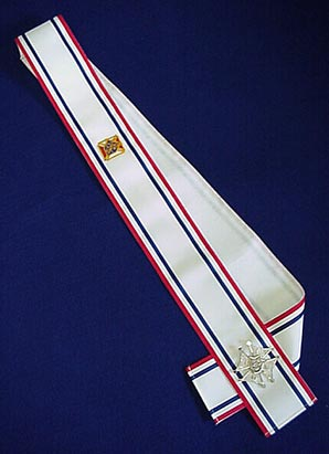 No. 4C - Service Baldric for Sword - Available in 3 Lengths
