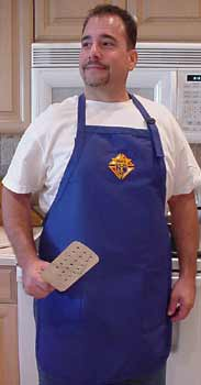No. 4350 - K of C Aprons