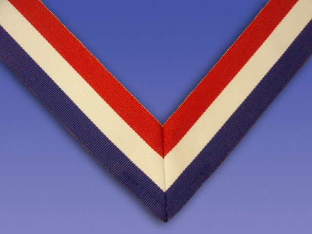 No. 104Ribbons - Replacement Ribbons for 4th Degree Officers Jewel