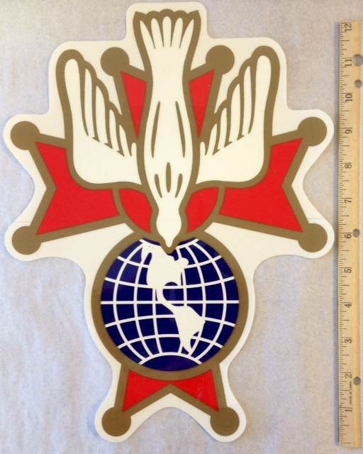 No. 213-13 - 4th Degree Decal