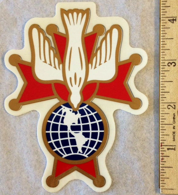 No. 213-3 - 4th Degree Decal