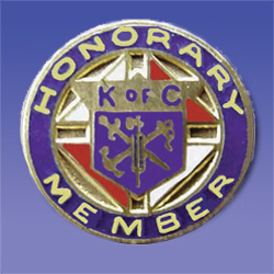 "No. 501 - Member and Year Lapel Pins (3/4"")"