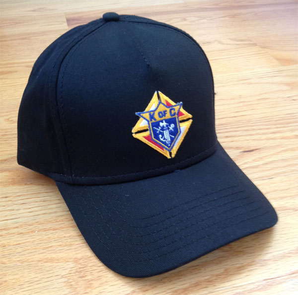 Black Cap Knights Of Columbus Supplies