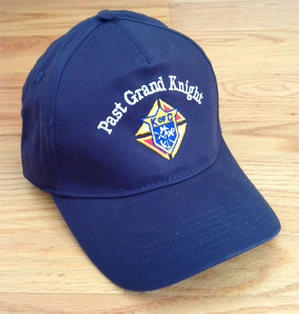 No. 820-PGK  - Past Grand Knight Cap