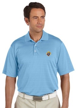 No. A161 - Adidas K of C Golf Shirt