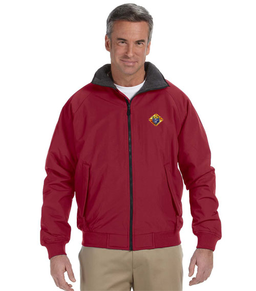 No. D701RED - Men's Classic Jacket  (CLEARANCE) Size-XL