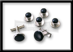 No. JW1301 - Cufflink & Stud Set