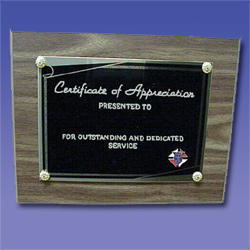 Appreciation Plaque Knights Of Columbus Supplies
