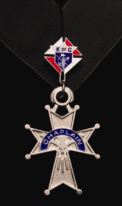 No. PG-118E - Chaplain Jewel