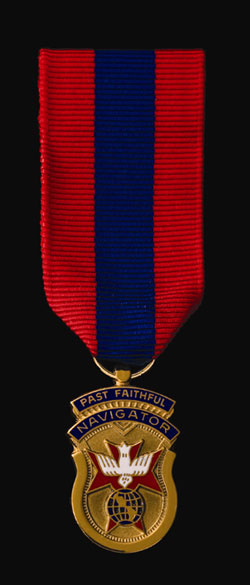 No. PG-325 - Past Faithful Navigator Miniature Jewel