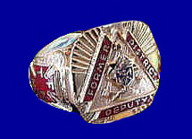 CUSTOM RING- Former District Deputy