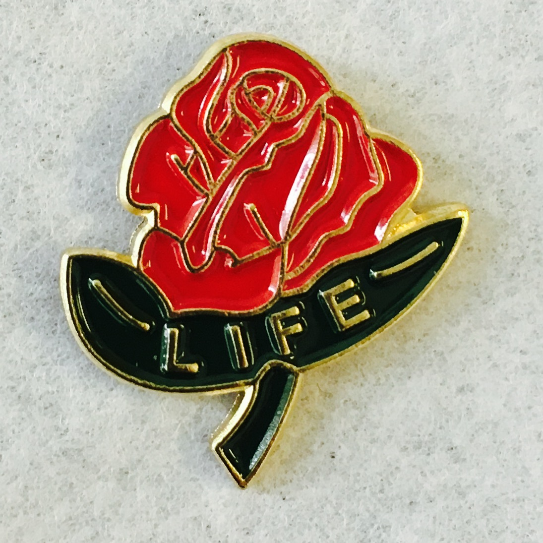 No. RS101 - Rose Pin