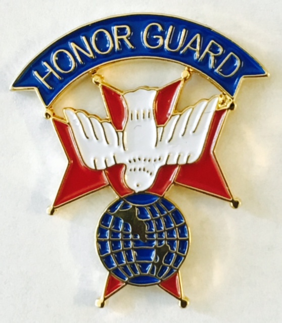 No. 906 - Honor Guard (1'')