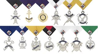 PG-130 - Complete Set of Council Jewels