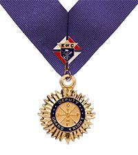 Deputy Grand Knight Jewel