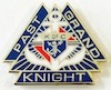 "140 - Past Grand Knight (7/8"")"
