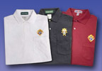 K of C Golf Shirt with Pocket