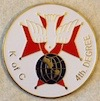 No. 1976 - Auto Emblem 4th Degree