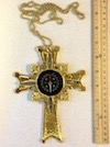 No. C5 - Ceremonial Jewel - Compass with Chain