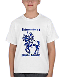 "2011GF - My ""GRANDFATHER"" is a Knight of Columbus T-shirt"