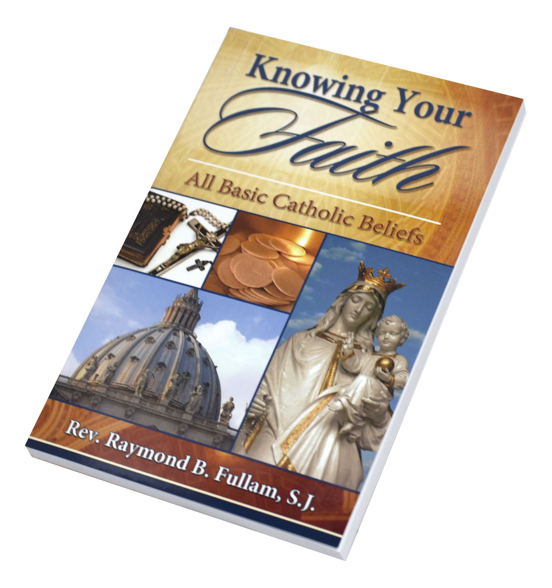 Knowing Your Faith Book