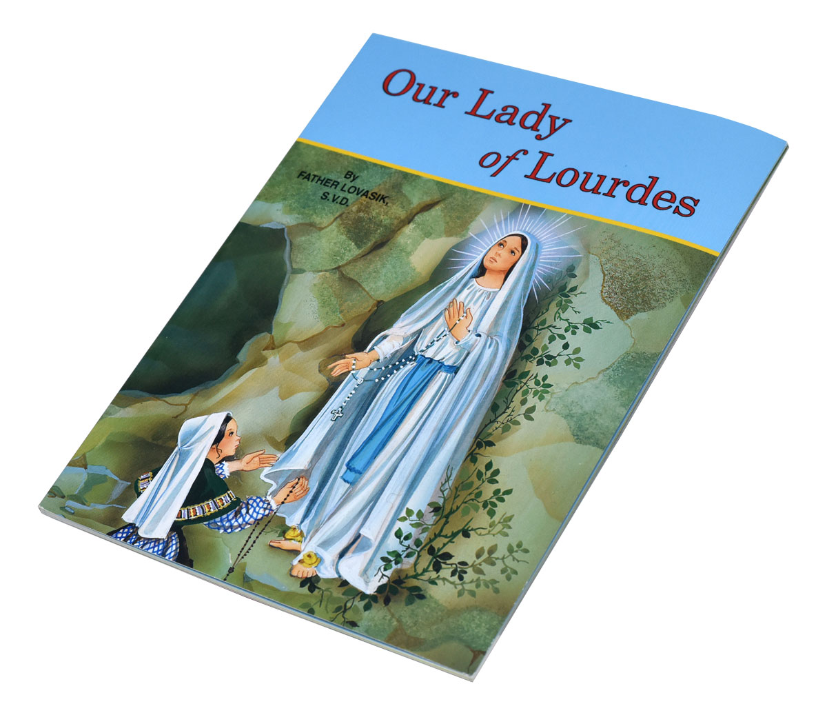 Our Lady of Lourdes Book
