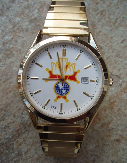 Exclusive KofC 4th Degree Watch