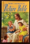 435-22 - Catholic Picture Family Bible