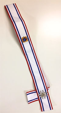 Service Baldric for Sword - Available in 3 Lengths