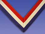 104Ribbons - Replacement Ribbons for 4th Degree Officers Jewel