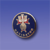 "No. 502 SET - Set of 4th Degree Officers Pins (1/2"")"