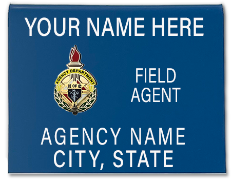 Field Agent Magnetic Back