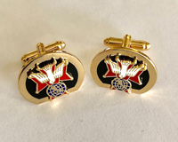 No. 942 - Fourth Degree Cufflinks