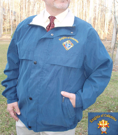 No. CH850 - **CLEARANCE** Microfiber Jacket