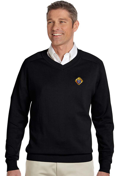No. D475 - *NEW...V-Neck Sweater by Devon & Jones