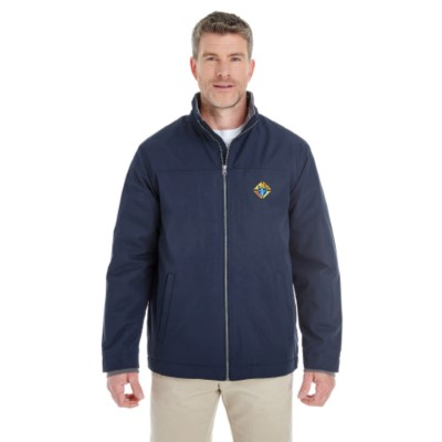 DG794 - Men's Hartford All-Season Club JacketSoft Shell Jacket