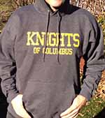 KofC Hooded Sweatshirt