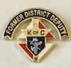 No. 902 - Former District Deputy (1'')