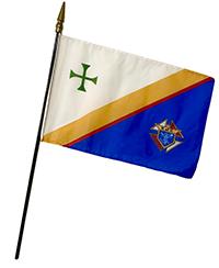 KofC Flag