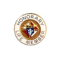 Honorary Life Member Lapel Pin