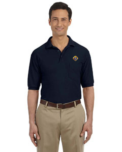 M265P - KofC Polo with Pocket