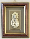 No. P625 - Holy Family Plaque