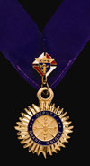 No. PG-119E - Deputy Grand Knight Jewel