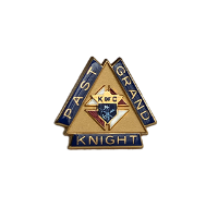 COS-106 - PGK Lapel Pin