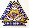 No. 1879-PGK - Specialty Designed Embroidered Emblem