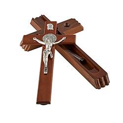 St. Benedict Sick Call Crucifix