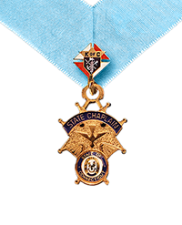 State Chaplain Jewel