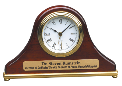 No. T004 - Desk / Mantle Clock